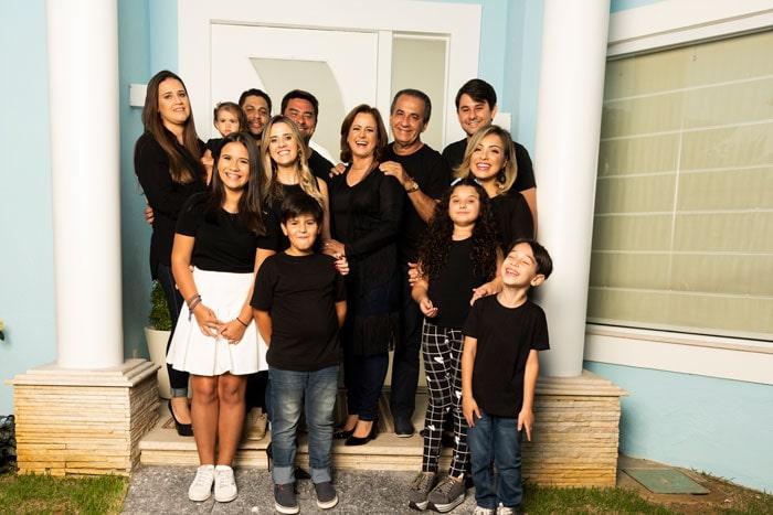 Família Malafaia