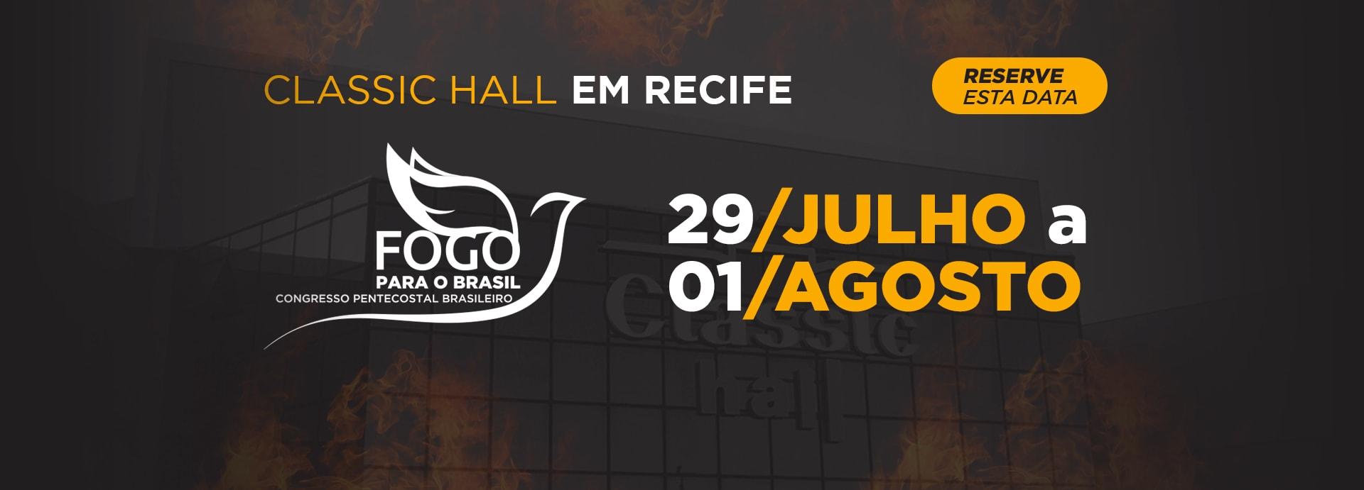 FOGO PARA O BRASIL 2019