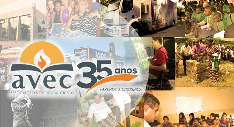 AVEC - 35 Anos de Vitórias