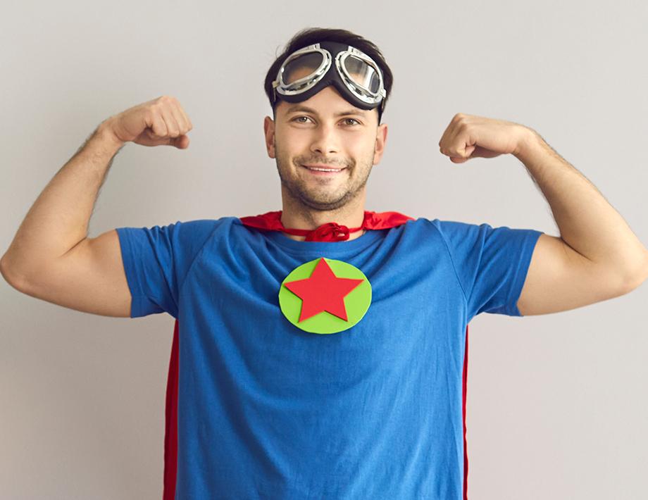 Todo cristão precisa ser também um super-herói