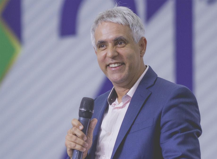 Pastor Claudio Duarte será um dos preletores do Fogo para o Brasil 2018