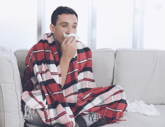 Como evitar doenças típicas do inverno
