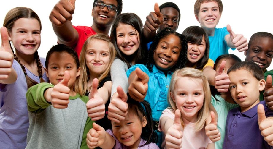 Proteção para crianças e adolescentes