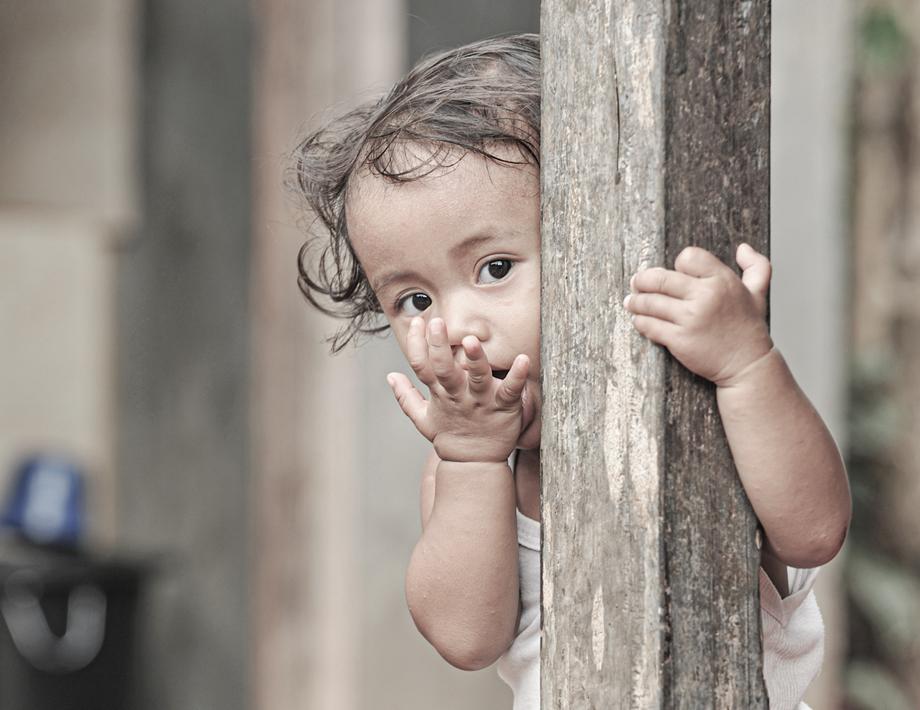 O direito de esperança para todas as crianças