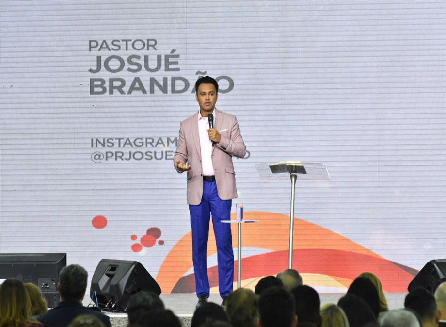 Avivamento e adoração no Fogo para o Brasil 2018