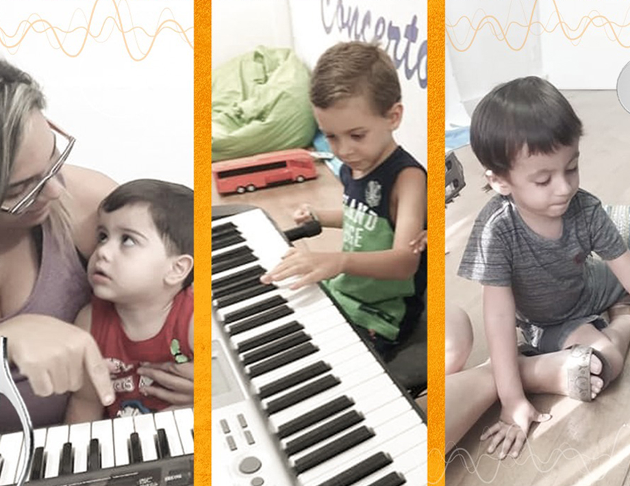 A força terapêutica da música no autismo