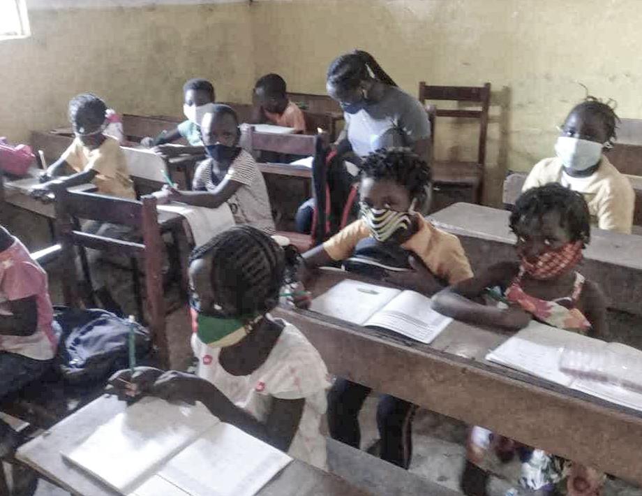 Escolas em Guiné-Bissau voltaram às aulas