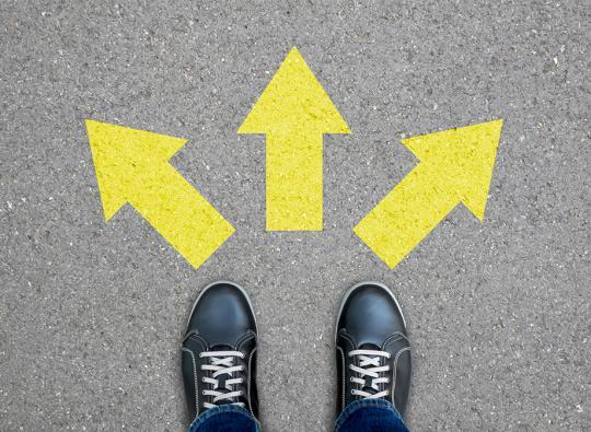 Tome decisões postivas