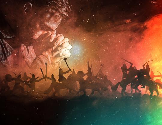4 fatores para vencer uma guerra espiritual