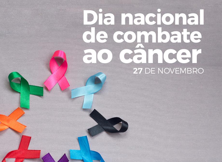 Avec apoia o Dia Nacional de Combate ao Câncer