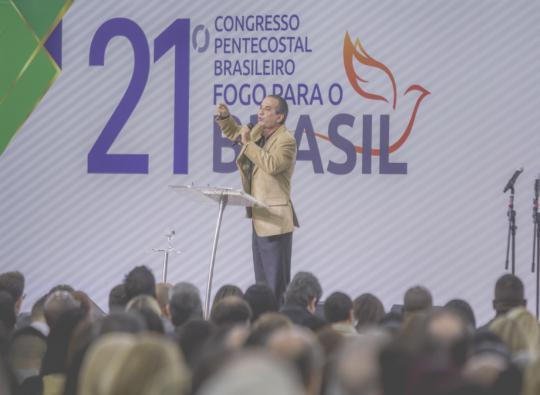 Fogo para o Brasil 2018