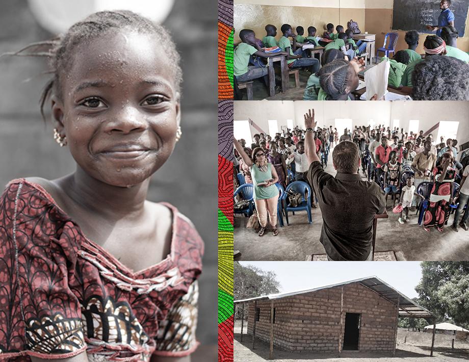 Os números só crescem! Veja como está a missão em Guiné-Bissau