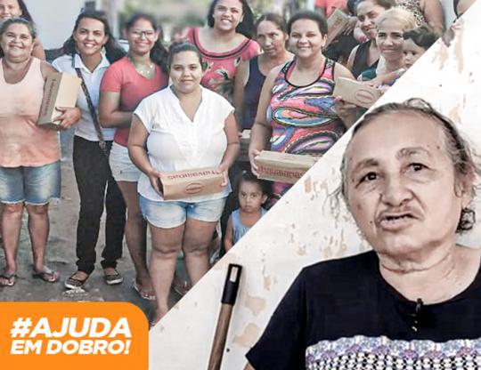 Projeto Três Marias atende mulheres da região de Sapé