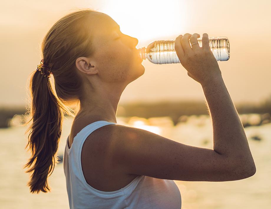 Os benefícios da água para uma boa saúde