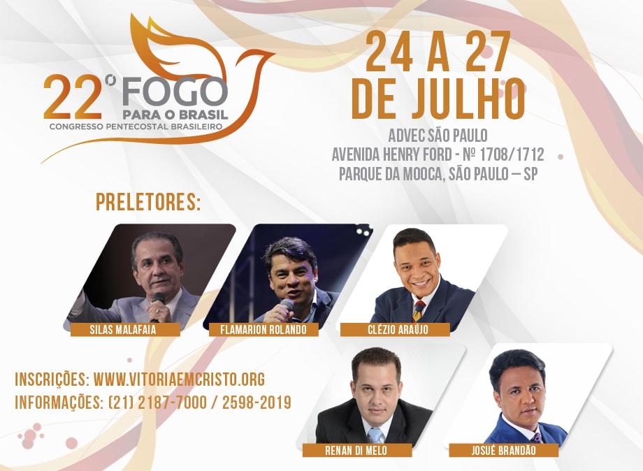 Evangelização, ensino e edificação: pilares dos eventos promovidos pela Avec