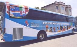 Ônibus missionário