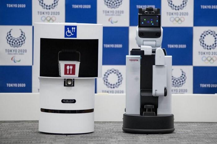 Japão revela robôs que auxiliarão visitantes nos Jogos Olímpicos de 2020