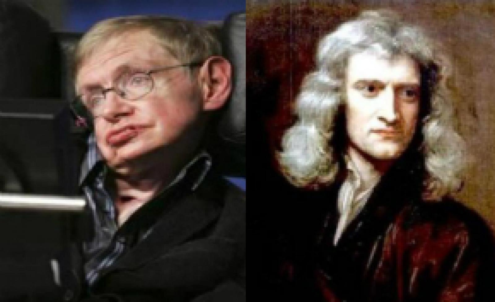 Stephen Hawking será enterrado ao lado de Isaac Newton na Inglaterra