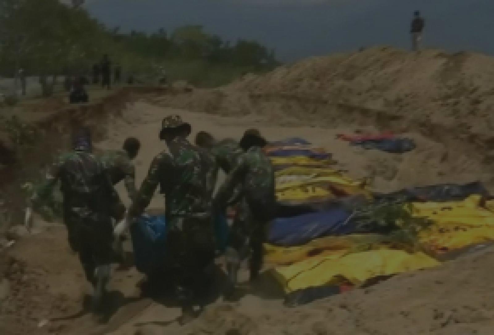 Terremoto seguido de tsunami deixa mais de 1,2 mil mortos na Indonésia