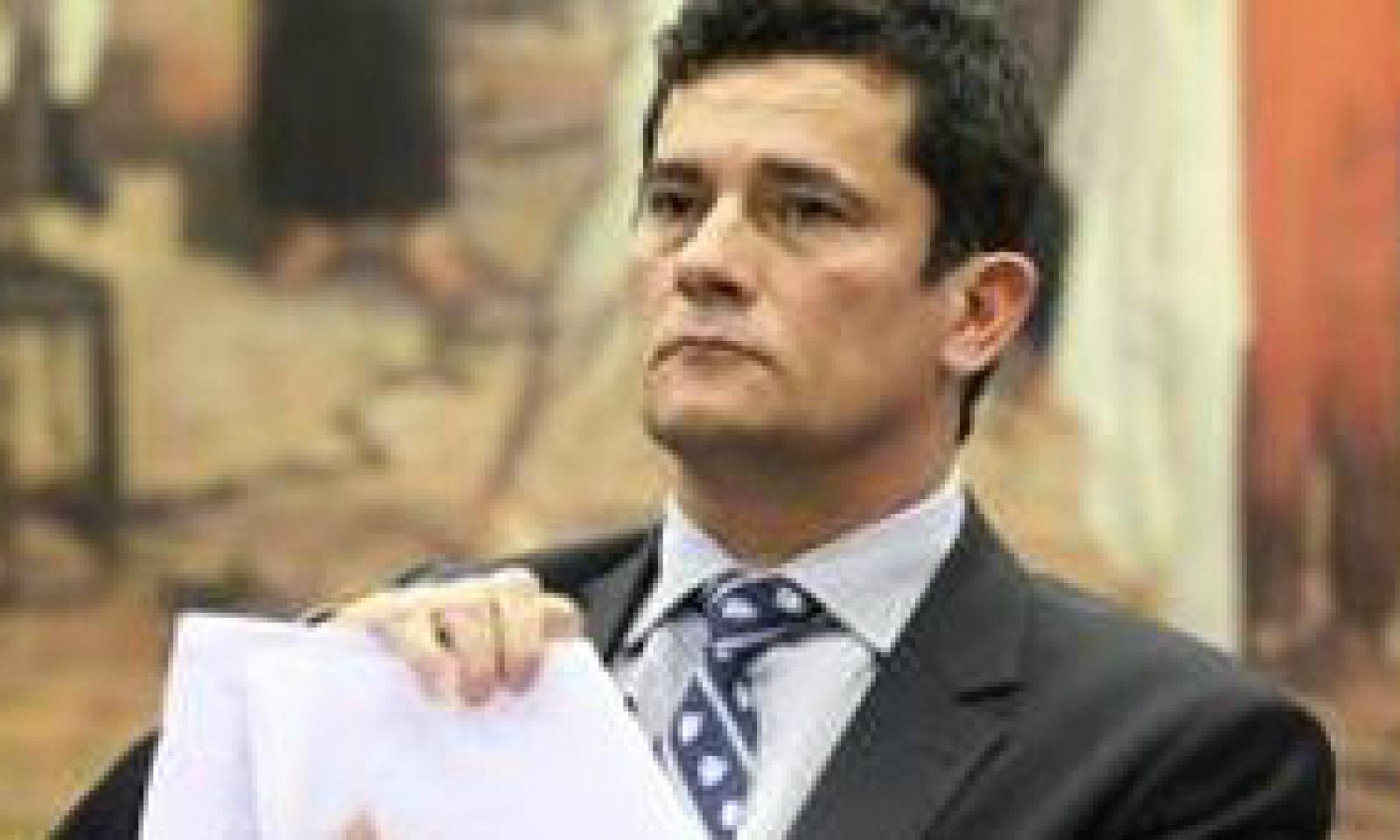 Moro critica possibilidade de revisão da prisão em 2ª instância pelo STF