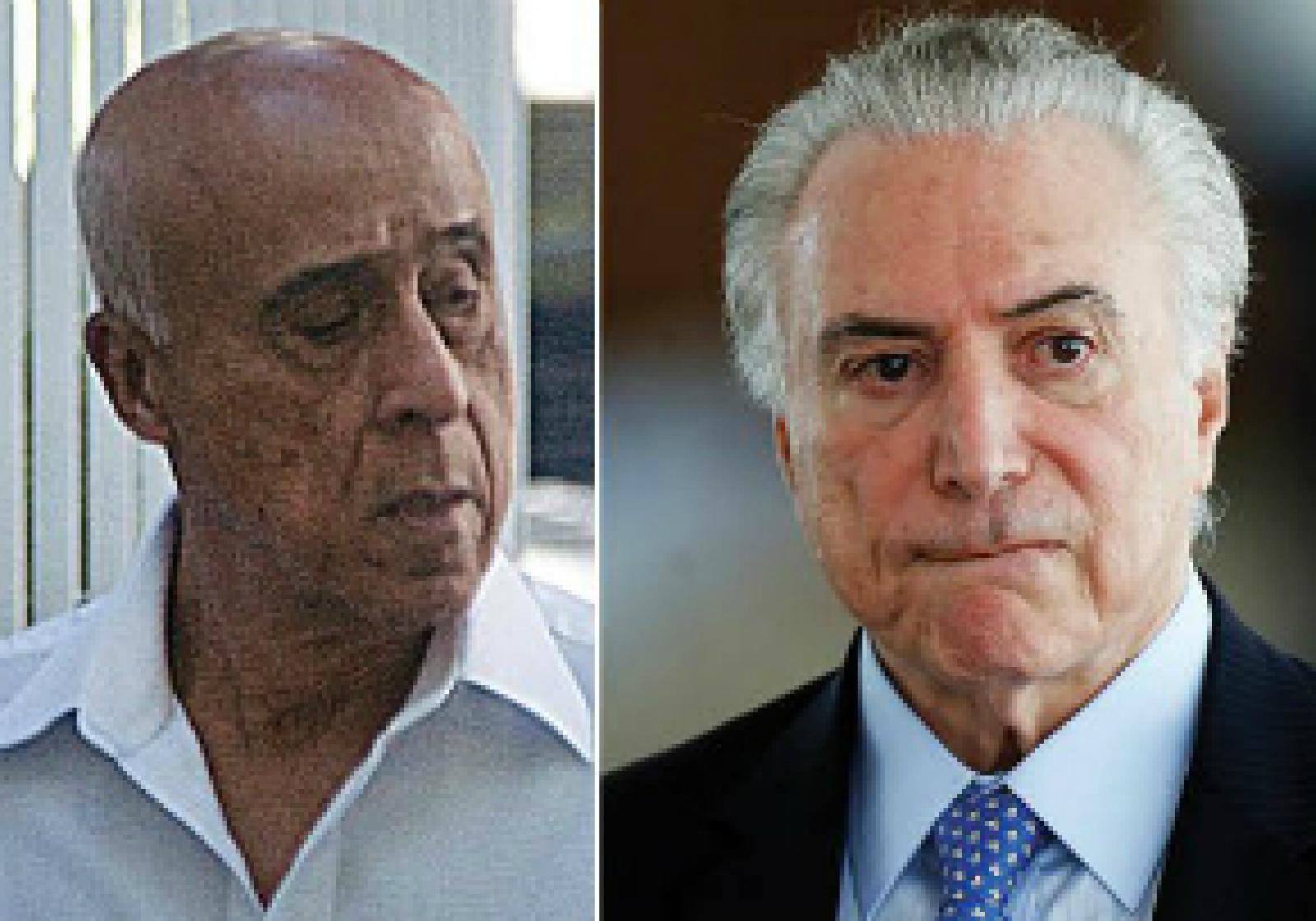 Mensagens mostram que coronel Lima foi intermediário de Temer, diz revista